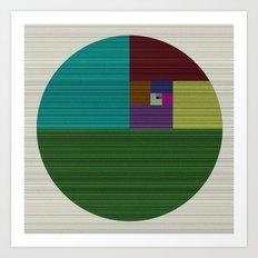 The Circle #22 Art Print