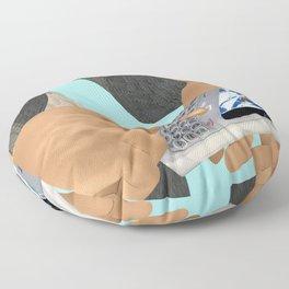 Fly:Just Push Floor Pillow