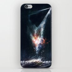 They lied to me iPhone & iPod Skin