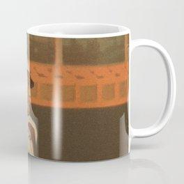 VINTAGE BACKYARD BASEBALL PLAYER - BRIDWELL NY Coffee Mug