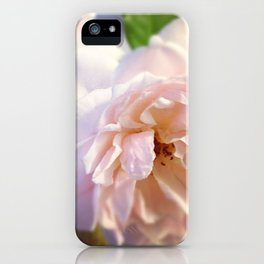 Luna Rosas iPhone Case