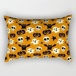 Holly-Bat-GOO Rectangular Pillow
