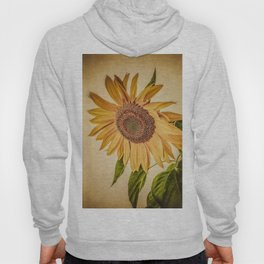 Vintage Sunflower Hoody