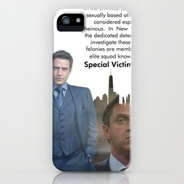 ADA Barba iPhone Case