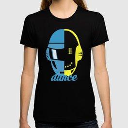 DANCE AND GET LUCKY T-SHIRT T-shirt