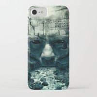 prometheus iPhone & iPod Cases featuring Prometheus by dracorubio