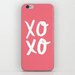 Xo Hugs & Kisses iPhone Skin