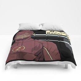 My name is Barry Allen Comforters