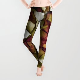 The obsolete shapes Leggings