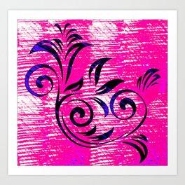 Pattern6124 Art Print