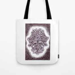 Imaginary Botany Tote Bag