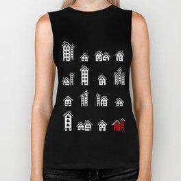 Little Houses Biker Tank