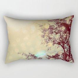 golden sky Rectangular Pillow