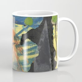 Spikes and Rubble Coffee Mug