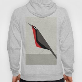 Loica chilena / Long-tailed meadowlark Hoody