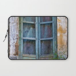 Abandoned Sicilian House in Noto Laptop Sleeve