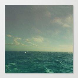 Limitless Sea Canvas Print