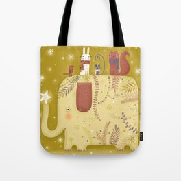 HOLIDAY DECOR Tote Bag