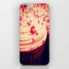 Cupcakes iPhone & iPod Skin