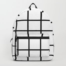 Grids Backpack
