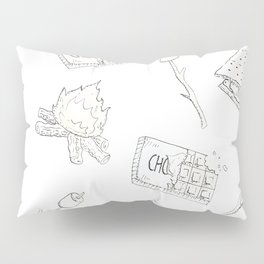Smores Pillow Sham