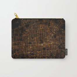 Beijing from above Carry-All Pouch