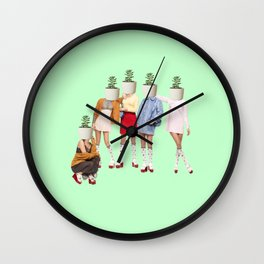 potheads Wall Clock