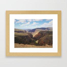 Karoo Heartland Framed Art Print