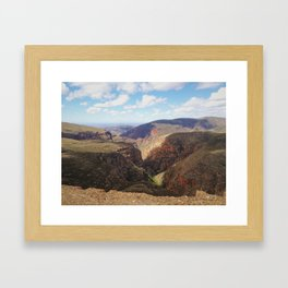 Karoo Heartland Framed Art Print