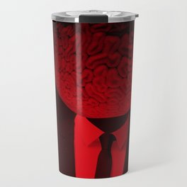 red 1 · the truth is dead Travel Mug