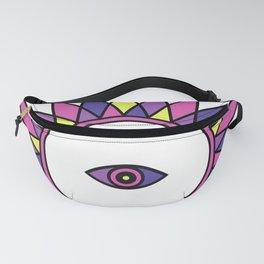 (Jester) Third Eye - Seeing Eye Fanny Pack