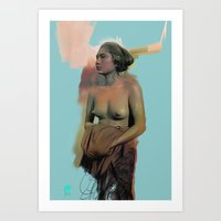 bali Art Prints featuring Bali by Organic Mind