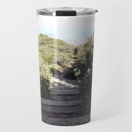 Mt. Tamalpais Steps Travel Mug