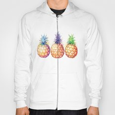 Three Pineapples Hoody