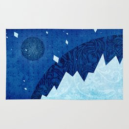 Ice Planet Rug