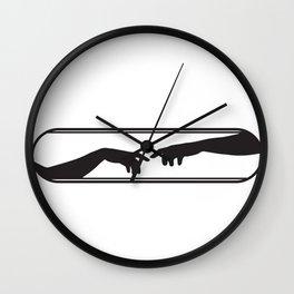 Recreation Of Adam Wall Clock