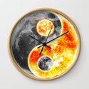 Sun Moon Day and Night Ying Yang by flodie