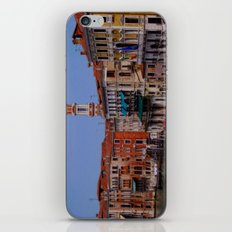 Hotel by a Venice Canal iPhone & iPod Skin