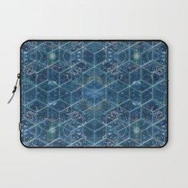 Crystal Geometry Laptop Sleeve