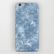 Frozen Leaves 7 iPhone & iPod Skin