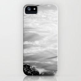 Algae: Hilton Head Island, South Carolina.  iPhone Case