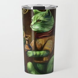 Cat perfumer Travel Mug