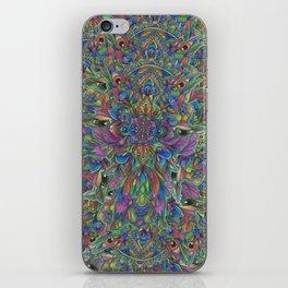 UnEarthly Alien iPhone Skin