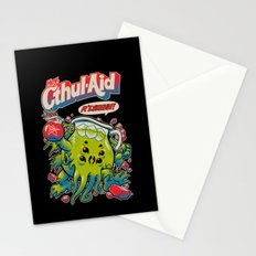 CTHUL-AID Stationery Cards
