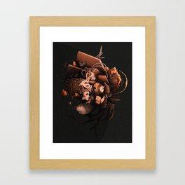 Slow Growth Framed Art Print