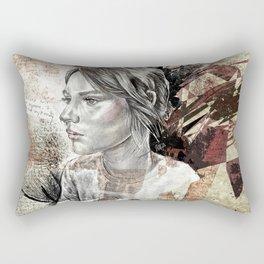 My Body, My Beauty Rectangular Pillow