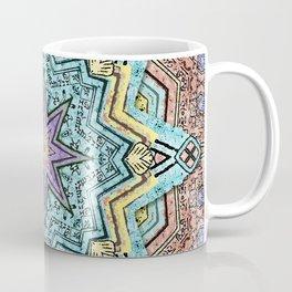 Shell Star Mandala Coffee Mug