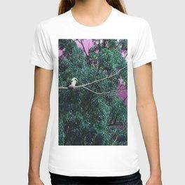 Kookaburra in Green T-shirt