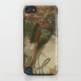 Bye Bye Birdie iPhone Case