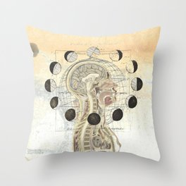 universe aside Throw Pillow